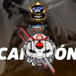 Olympus Team fue el ganador de la Casino Black Esports Series Mobile Legends