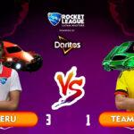 Perú se corona campeón de la Rocket League powered by Doritos