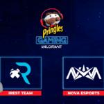 iResT Team y Nova eSportS fueron los últimos clasificados a la Pringles Gaming Valorant