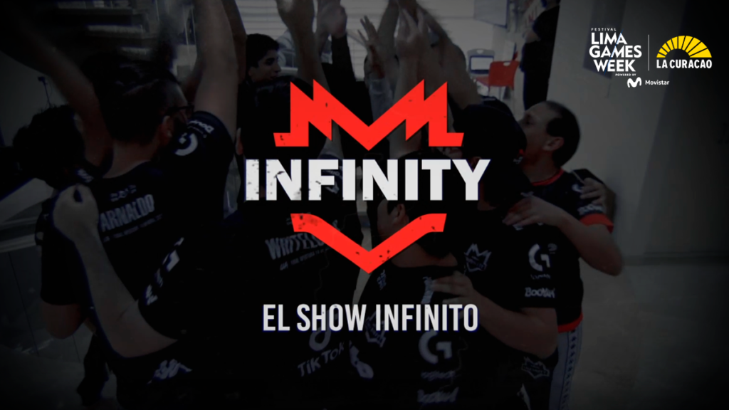 infinity documental lima games week
